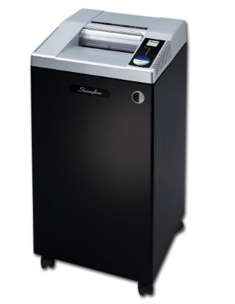 Heavy duty shredder - shred important documents