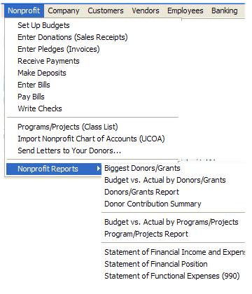 Non-Profit Chart
